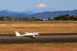 ☆ライダーさんが、静岡空港で撮影した日本個人所有 G109Bの航空フォト(飛行機 写真・画像)