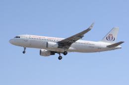 急行羽黒さんが、プノンペン国際空港で撮影したJCインターナショナル航空 A320-214の航空フォト(飛行機 写真・画像)
