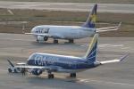 HEATHROWさんが、神戸空港で撮影したフジドリームエアラインズ ERJ-170-200 (ERJ-175STD)の航空フォト(飛行機 写真・画像)