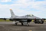 Joshuaさんが、浜松基地で撮影したアメリカ空軍 F-16CM-50-CF Fighting Falconの航空フォト(写真)