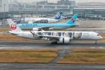 mototripさんが、羽田空港で撮影した日本航空 A350-941XWBの航空フォト(写真)