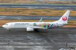 mototripさんが、羽田空港で撮影した日本航空 737-846の航空フォト(写真)
