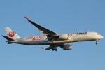 安芸あすかさんが、羽田空港で撮影した日本航空 A350-941XWBの航空フォト(写真)