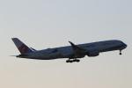 ANA744Foreverさんが、成田国際空港で撮影したチャイナエアライン A350-941XWBの航空フォト(飛行機 写真・画像)