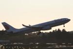 ANA744Foreverさんが、成田国際空港で撮影した中国国際航空 A330-243の航空フォト(写真)