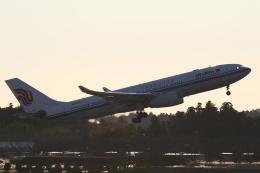 ANA744Foreverさんが、成田国際空港で撮影した中国国際航空 A330-243の航空フォト(飛行機 写真・画像)