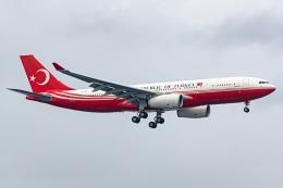 Ariesさんが、関西国際空港で撮影したトルコ政府 A330-243/Prestigeの航空フォト(飛行機 写真・画像)