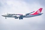 Ariesさんが、関西国際空港で撮影したカーゴルクス・イタリア 747-4R7F/SCDの航空フォト(写真)