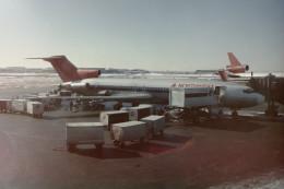 ヒロリンさんが、ミネアポリス・セントポール国際空港で撮影したノースウエスト航空 727-200の航空フォト(飛行機 写真・画像)