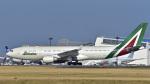 パンダさんが、成田国際空港で撮影したアリタリア航空 A330-202の航空フォト(飛行機 写真・画像)