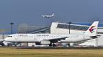 パンダさんが、成田国際空港で撮影した中国東方航空 A321-231の航空フォト(飛行機 写真・画像)