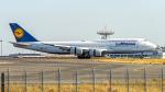 Cozy Gotoさんが、羽田空港で撮影したルフトハンザドイツ航空 747-230BMの航空フォト(写真)