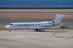 yabyanさんが、中部国際空港で撮影したユタ銀行 G650 (G-VI)の航空フォト(飛行機 写真・画像)