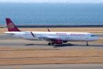 yabyanさんが、中部国際空港で撮影した吉祥航空 A321-231の航空フォト(飛行機 写真・画像)