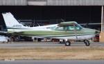 RINA-281さんが、福井空港で撮影した公共施設地図航空 Cessnaの航空フォト(飛行機 写真・画像)