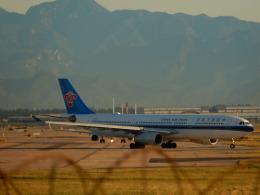kiyohsさんが、北京首都国際空港で撮影した中国南方航空 A330-343Xの航空フォト(飛行機 写真・画像)