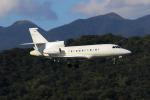 HLeeさんが、台北松山空港で撮影したTVPX Aircraft Solutions Inc Trustee Falcon 900EXの航空フォト(飛行機 写真・画像)