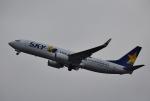 鉄バスさんが、福岡空港で撮影したスカイマーク 737-82Yの航空フォト(飛行機 写真・画像)