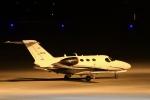Airway-japanさんが、函館空港で撮影した岡山航空 510 Citation Mustangの航空フォト(飛行機 写真・画像)