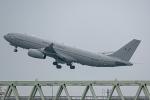 Ariesさんが、関西国際空港で撮影したイギリス空軍 A330-243/MRTTの航空フォト(飛行機 写真・画像)