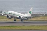 Ariesさんが、中部国際空港で撮影したサウジアラビア王室空軍 737-7DP BBJの航空フォト(飛行機 写真・画像)