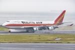 Ariesさんが、中部国際空港で撮影したカリッタ エア 747-4H6(BCF)の航空フォト(写真)