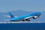 岡ちゃんさんが、中部国際空港で撮影した大韓航空 787-9の航空フォト(写真)