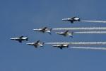 たっしーさんが、築城基地で撮影した航空自衛隊 T-4の航空フォト(写真)