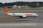pringlesさんが、成田国際空港で撮影したチェジュ航空 737-8JPの航空フォト(飛行機 写真・画像)
