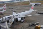 トレインさんが、羽田空港で撮影した日本航空 777-246の航空フォト(飛行機 写真・画像)