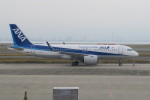 職業旅人さんが、関西国際空港で撮影した全日空 A320-271Nの航空フォト(飛行機 写真・画像)