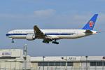 パンダさんが、成田国際空港で撮影した中国南方航空 777-31B/ERの航空フォト(写真)