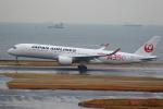 AkilaYさんが、羽田空港で撮影した日本航空 A350-941XWBの航空フォト(飛行機 写真・画像)