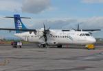ちゃぽんさんが、クライストチャーチ国際空港で撮影したエア・ニュージーランド・リンク ATR-72-500 (ATR-72-212A)の航空フォト(飛行機 写真・画像)