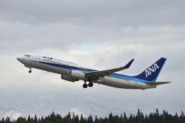 hikanagiさんが、秋田空港で撮影した全日空 737-881の航空フォト(飛行機 写真・画像)