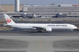 しゃこ隊さんが、羽田空港で撮影した日本航空 777-346/ERの航空フォト(飛行機 写真・画像)
