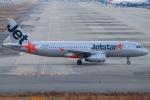 代打の切札さんが、関西国際空港で撮影したジェットスター・アジア A320-232の航空フォト(飛行機 写真・画像)