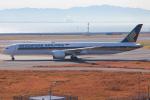 代打の切札さんが、関西国際空港で撮影したシンガポール航空 787-10の航空フォト(飛行機 写真・画像)