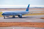 代打の切札さんが、関西国際空港で撮影した中国南方航空 777-31B/ERの航空フォト(飛行機 写真・画像)