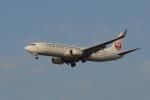 アングリー J バードさんが、福岡空港で撮影した日本トランスオーシャン航空 737-8Q3の航空フォト(飛行機 写真・画像)