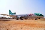 KAZKAZさんが、リヤド空軍基地で撮影したサウジアラビア航空 L-1011-385-1-15 TriStar 200の航空フォト(飛行機 写真・画像)