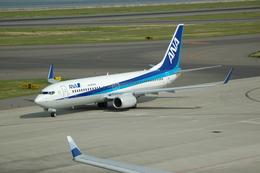 きんめいさんが、中部国際空港で撮影した全日空 737-881の航空フォト(飛行機 写真・画像)