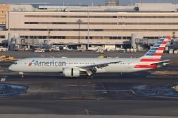 YASKYさんが、羽田空港で撮影したアメリカン航空 787-9の航空フォト(飛行機 写真・画像)
