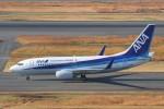 YASKYさんが、羽田空港で撮影した全日空 737-781の航空フォト(飛行機 写真・画像)