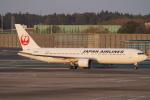 SFJ_capさんが、成田国際空港で撮影した日本航空 767-346/ERの航空フォト(飛行機 写真・画像)