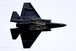 AkiChup0nさんが、ペンサコーラ海軍航空ステーションで撮影したアメリカ海軍 F-35C Lightning IIの航空フォト(飛行機 写真・画像)
