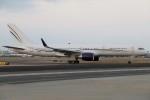 masa707さんが、ロングビーチ空港で撮影したジュリエット・ロメオ・アヴィエーション 757-222の航空フォト(飛行機 写真・画像)