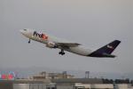 masa707さんが、ロングビーチ空港で撮影したフェデックス・エクスプレス A300B4-622R(F)の航空フォト(飛行機 写真・画像)