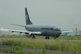 きんめいさんが、名古屋飛行場で撮影したスカイ・アヴィエーション 737-2W8/Advの航空フォト(飛行機 写真・画像)