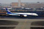 まいけるさんが、羽田空港で撮影した全日空 787-9の航空フォト(飛行機 写真・画像)